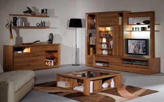 Как ухаживать за мебелью из шпона