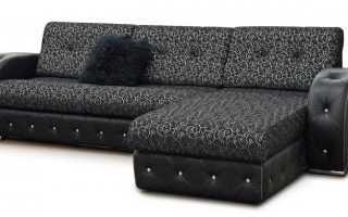Сколько служит мягкая мебель