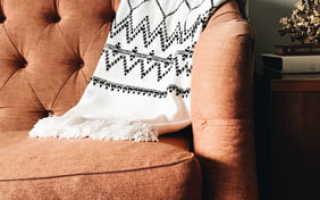 Где почистить мягкую мебель на дому