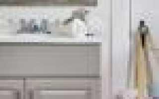Как отреставрировать мебель в ванной