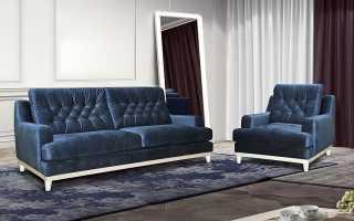 Как понять что мягкая мебель заводская