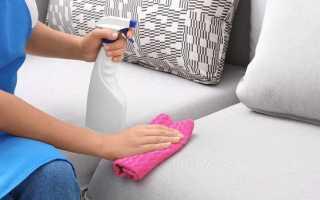 Как убрать запах духов с мебели