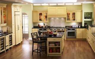 Какая мебель для кухни лучше