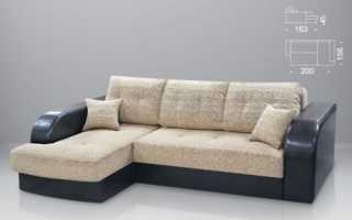 Как собрать диван монако много мебели инструкция