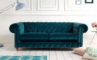 Какая мягкая мебель в моде
