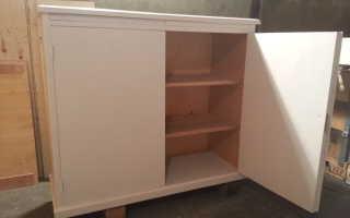 Можно ли красить мебель из дсп