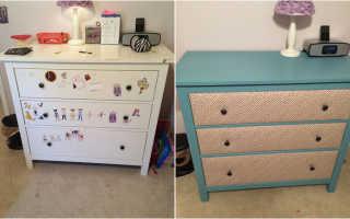 Как клеить ткань на мебель